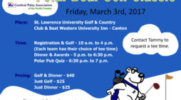 CP of the North Country Hosts the  19th Annual Polar Bear Golf Classic