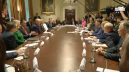 Youth Vaping Epidemic Listening Session at White House